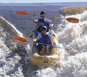 Rafting en White Water